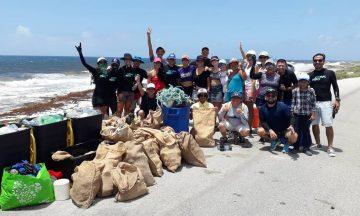Why do we clean the beach?