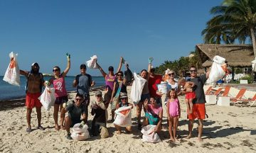 Beach Clean-up November